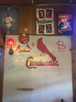 STL Cards Wall