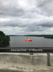 Arkansas River, OK