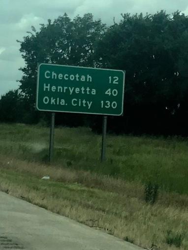 Checotah, OK